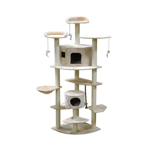 Cat Tree SIZE 84Wx56Lx183H