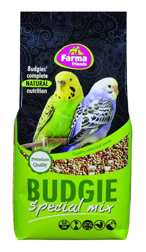 Budgie Special Mix - 1Kg