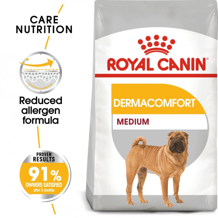 Royal Canin Canine CareMedium Dermacomfort 3 Kg