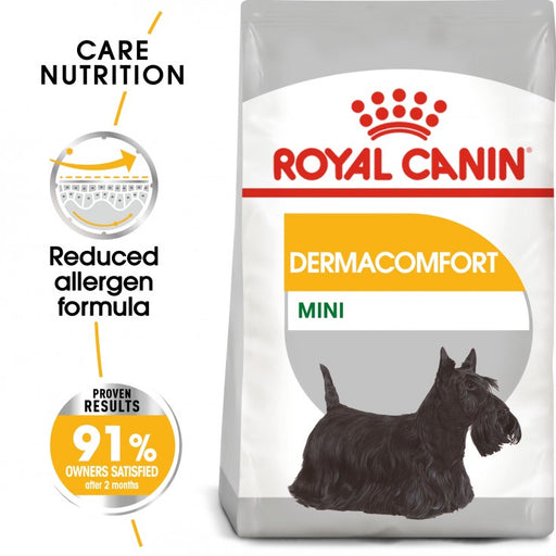 Royal Canin Canine Care Mini Dermacomfort