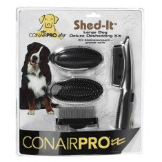 Conair Dog (Large) Deshedder Kit