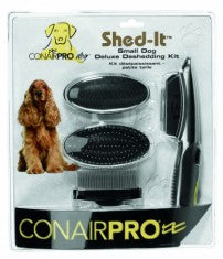 Conair Dog (Small) Deshedder Kit