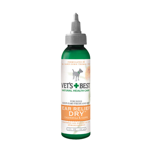Vets Best Ear Relief Dry (4Oz)
