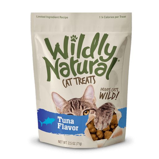 Fruitables Wildly Natural Cat Treats – Tuna Flavor (71g)