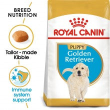 Royal Canin Breed Health Nutrition Golden Retriever Junior