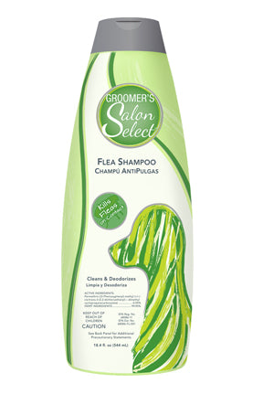 Synergy Labs Groomers Salon Select Flea & Tick Shampoo - 544ml