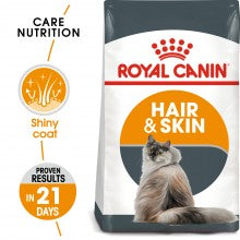 Royal Canin Feline Care Nutrition Hair & Skin