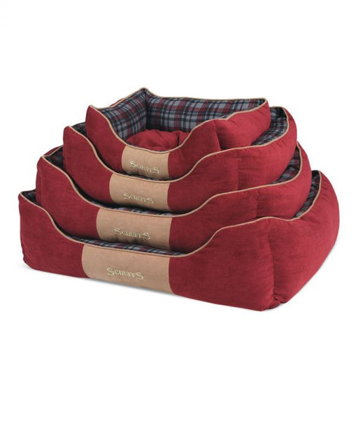 Scruffs Highland Dog Bed