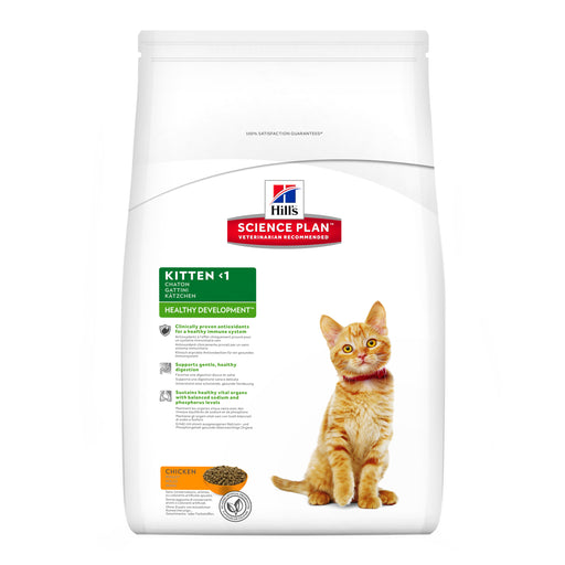 Hills Science Plan Kitten Healthy Development w/ Chicken