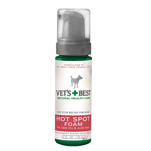 Vets Best Hot Spot Foam (4Oz)