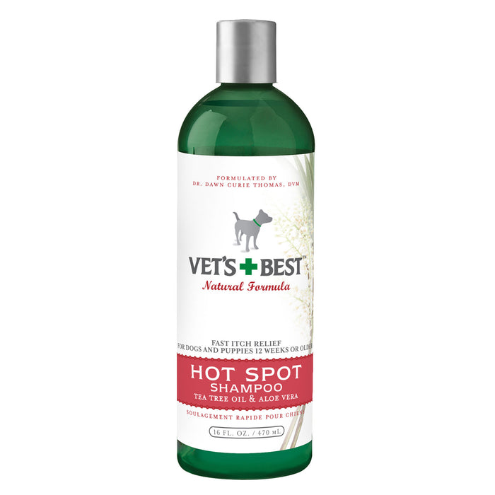 Vets Best Hot Spot Shampoo (16Oz)