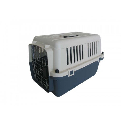 IATA Pet Mode Plastic Pet Transporter 60.7 x 40 x 40.5cm
