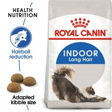 Royal Canin Feline Health Nutrition Indoor Long Hair 2 Kg