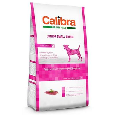 Calibra Junior Small Breed Duck 2Kg