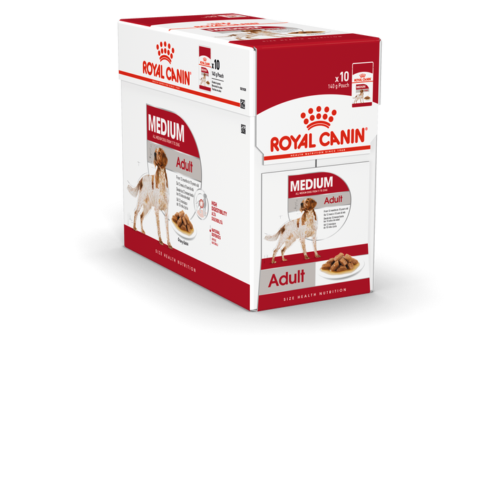 Royal Canin Wet Food - SHN Medium Adult