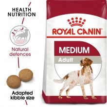 Royal Canin Size Health Nutrition Medium Adult 4 Kg