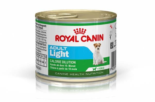 Royal Canin Canine Health Nutrition Mini Adult Light (Cans)
