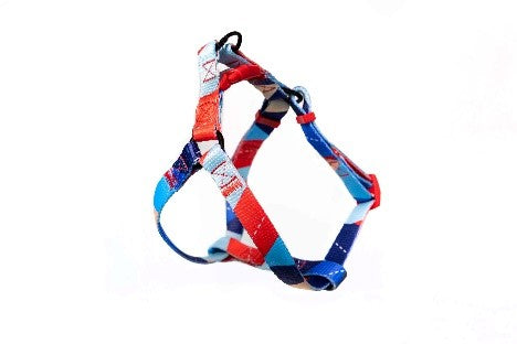 Pickles Ocean Blue Harness