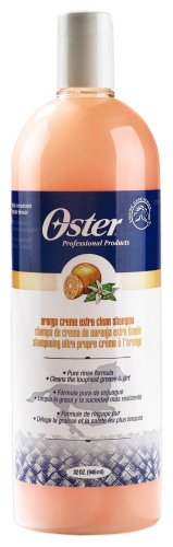 Oster Orange Crème Extra Clean Shampoo 473 ML
