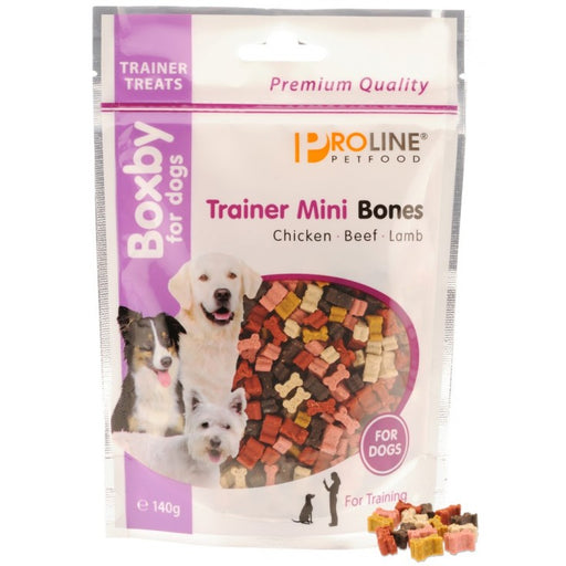 Boxby Trainer Mini Bones - 140g