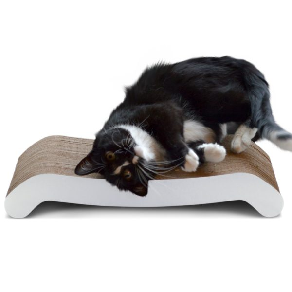 PetFusion Reversible Curved Scratcher