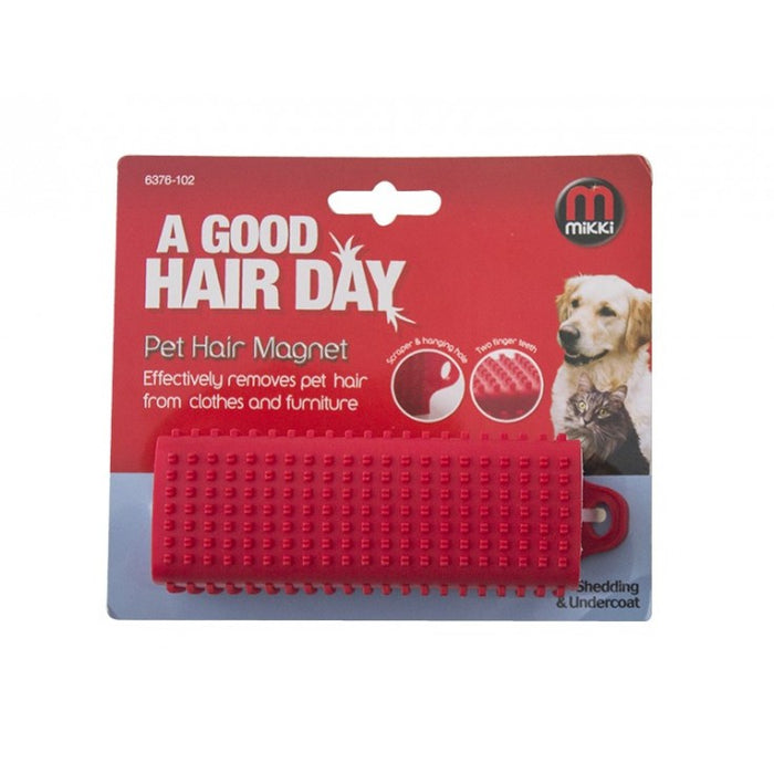 Pet Hair Magnet - A Good Hair Day