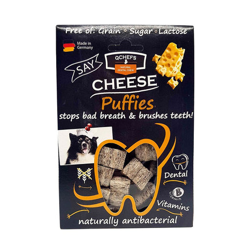QChefs Natural Dental Power Puffies 65g