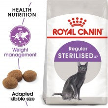 Royal Canin Feline Health Nutrition Sterilised
