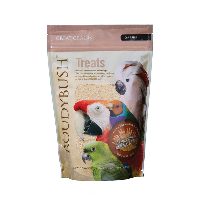 Roudybush Soak & Feed Treat Great Grains