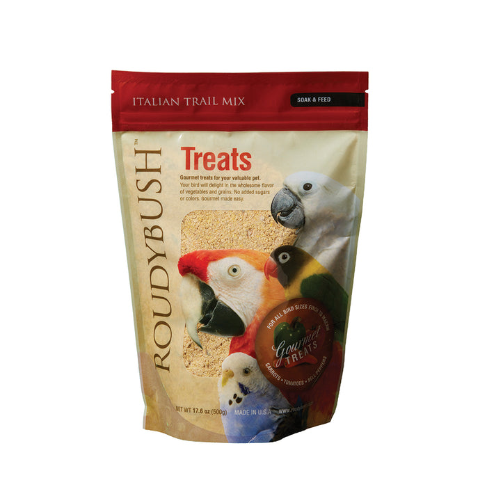 Roudybush Soak & Feed Treat Italian