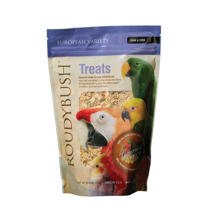 Roudybush Soak & Feed Treat European