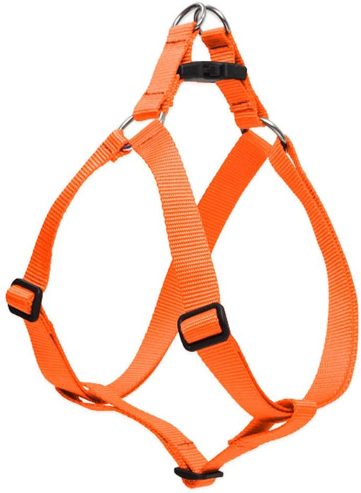 Step In Harness Orange