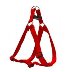 Step In Harness Red