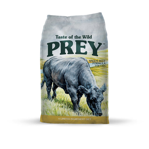 Taste of the Wild Prey Angus Beef for Cats