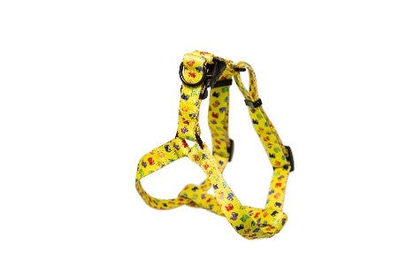 Pickles Yellow Elephants Harness