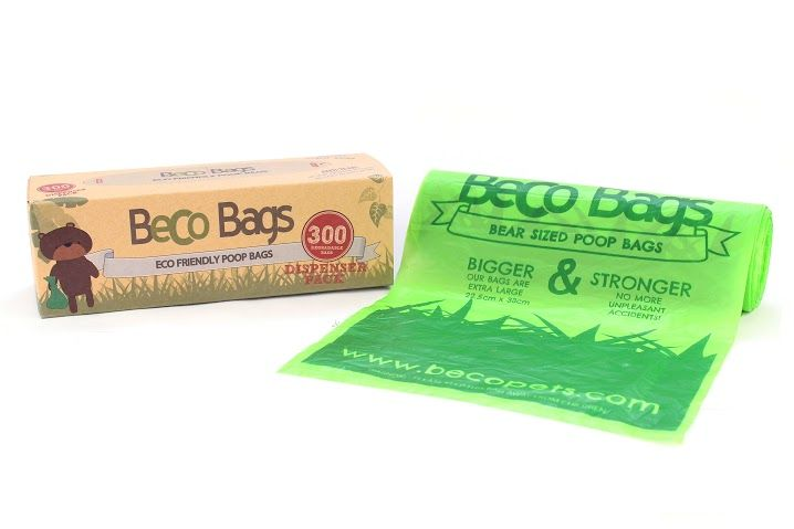 Beco Bags Dispenser Pack 300Pcs-Os/Na