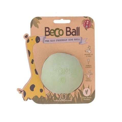 Beco Ball Large - M/Green