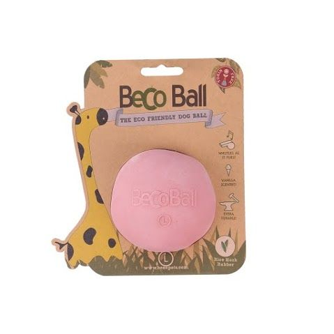 Beco Ball Large - M/Pink