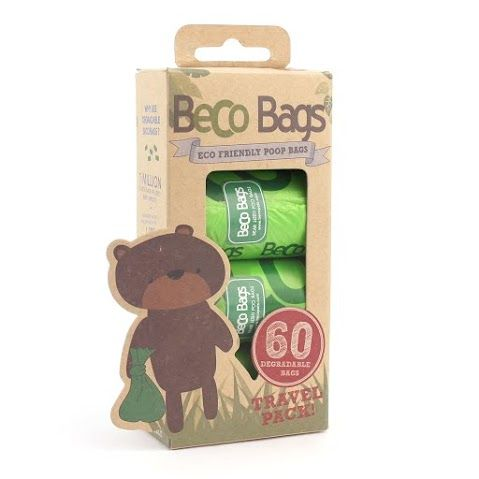 Beco Bags Travel Pack - 60pcs