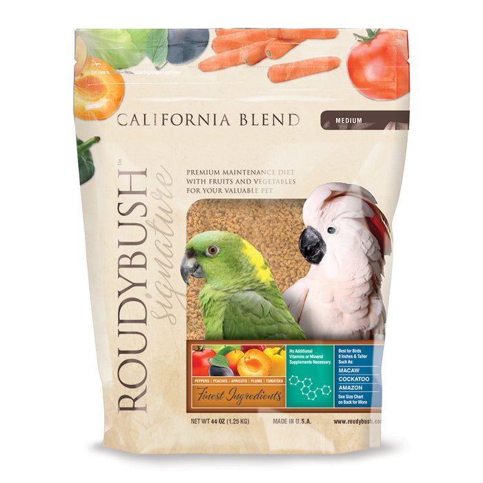 Roudybush California Blend Medium