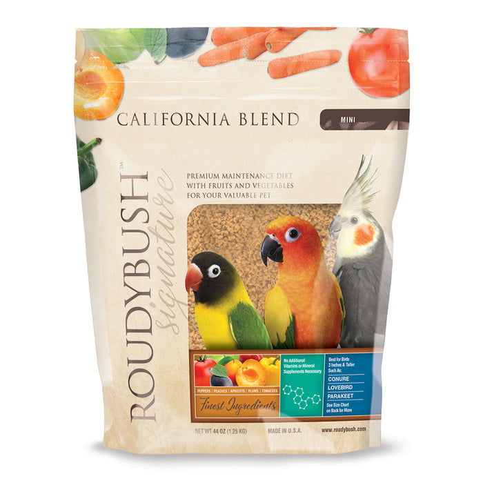 Roudybush California Blend Mini