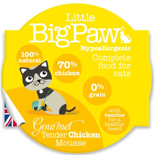 Little Big Paw Wet Cat Food