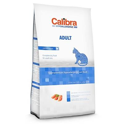 Calibra Adult Cat Low Grain Chicken 7Kg