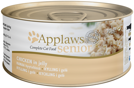 Applaws Cat Senior Chicken Jelly Tin-
