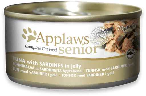 Applaws Cat Senior Tuna With Sardines T-
