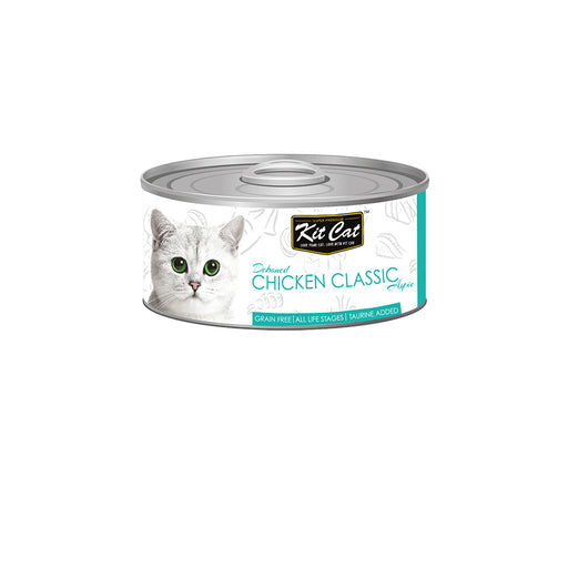Kit-Cat Tin-Chicken Classic
