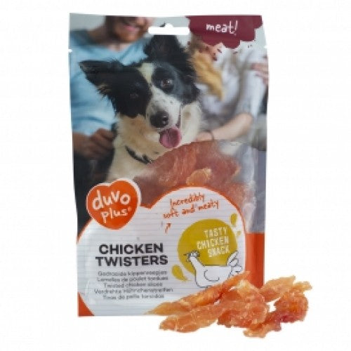 Duvo Dog Snack Chicken Twisters