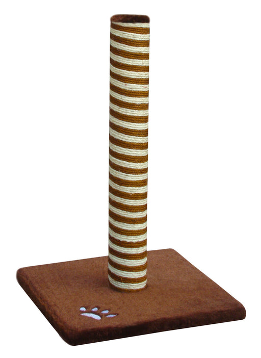 Relax Classic Cat Pole - Beige-Brown