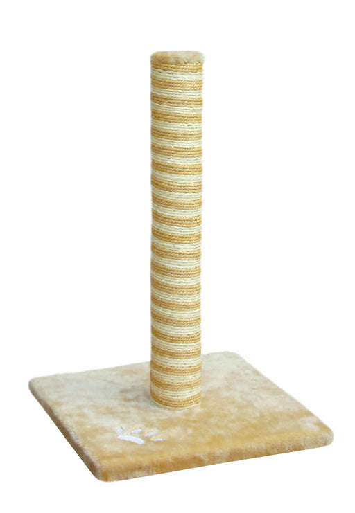 Relax Classic Cat Pole - Beige-White