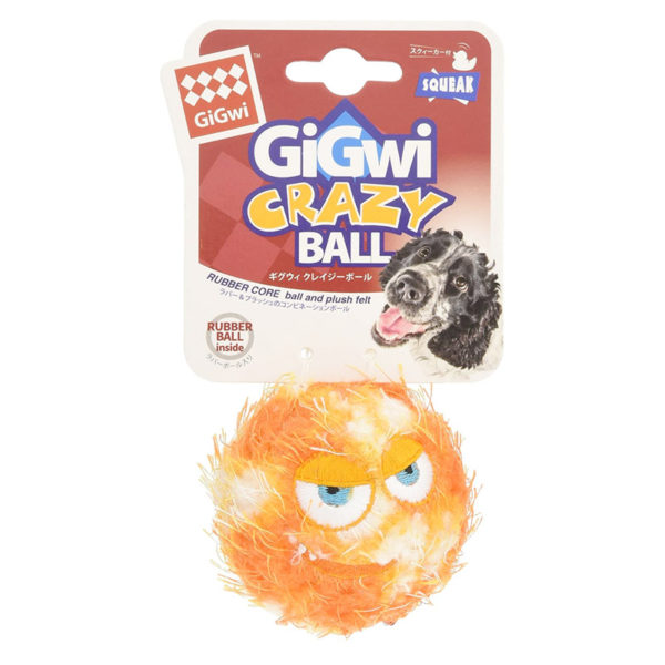 Gigwi Crazy Ball Orange